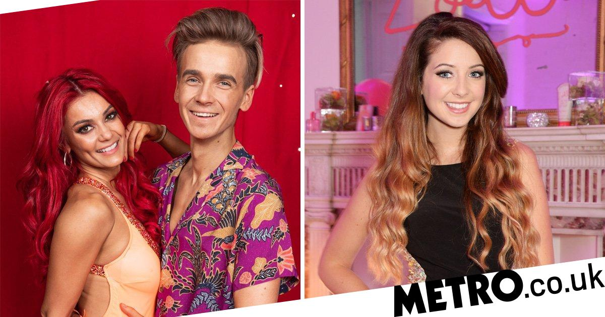 Joe Sugg Predicted Strictly Girlfriend Before Meeting Dianne Buswell Metro News See more of joe sugg on facebook. joe sugg predicted strictly girlfriend