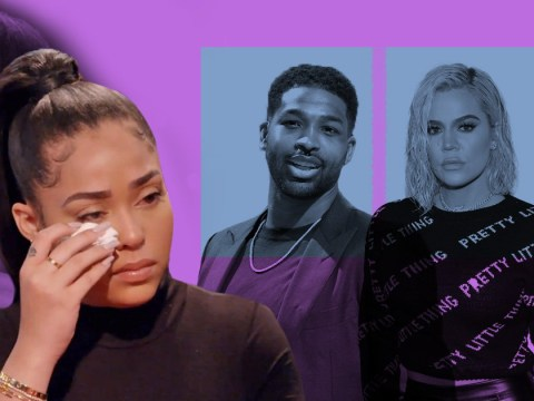 Jordyn Woods breaks down in tears over Tristan Thompson cheating scandal on Red Table Talk