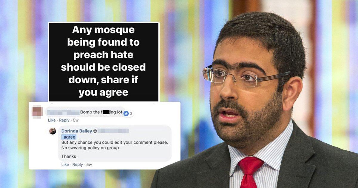 Muslim group accuses Tories of 'ignoring Islamophobia until it goes away'