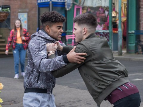 Hollyoaks spoilers: Prince McQueen attacks Romeo Quinn over Lily self-harm