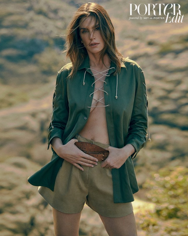 Date: 28 FEBRUARY 2018 Name: Cindy Crawford Publication/media outlet: I am writing to say we are happy to grant you permission to use selected images of Cindy Crawford from NET-A-PORTER?s PorterEdit on the following terms and conditions: - The images and copy should be used once only in the agreed media outlet - Pictures must not be cropped - The pictures must be used as standalone only and not part of any other feature on Cindy Crawford - Photography must be credited as ?Zoey Grossman/PorterEdit/ NET-A-PORTER.COM? - You must include a cover credit for PorterEdit - If used online and in print you must use the branded images of Cindy Crawford - You must mention ?NET-A-PORTER?s digital magazine, PorterEdit,? in the first or second paragraphs of the copy - You must state the following: ?To see the full interview with Cindy Crawford read PorterEdit at www.net-a-porter.com/porter/article-63fca06318b1006a and/or download the Net-A-Porter app for iPhone, iPad and Android.? (Please ensure the URL is hyperlinked) - You must include the following hyperlink www.net-a-porter.com/porter/article-63fca06318b1006a without the rel=?nofollow? and ?go.redirectingat.com? attribute - You agree not to write anything derogatory or negative about the person in the images, about PorterEdit or NET-A-PORTER.com