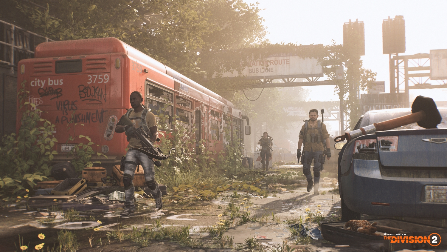 The Division 2 open beta impressions – when it starts and what it is