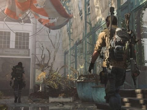 The Division 2: How to answer and turn off backup calls