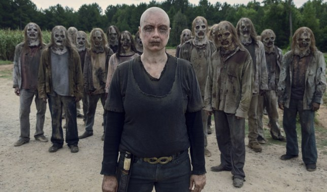 The Walking Dead: Samantha Morton on playing 'incredible badass survivor' Alpha