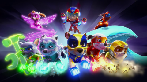 Paw Patrol film trailer shows Chase and co battling to save