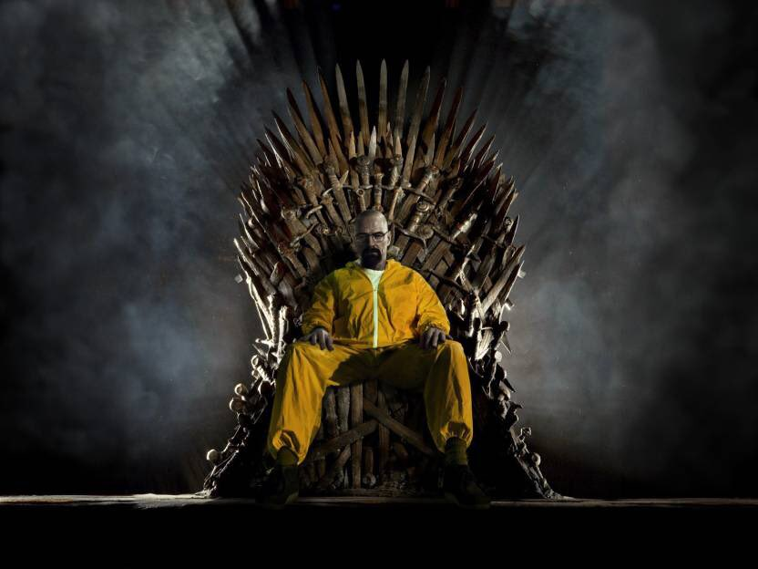 Game of Thrones fans Photoshop season 8 posters and basically bow down to Walter White and Kanye West