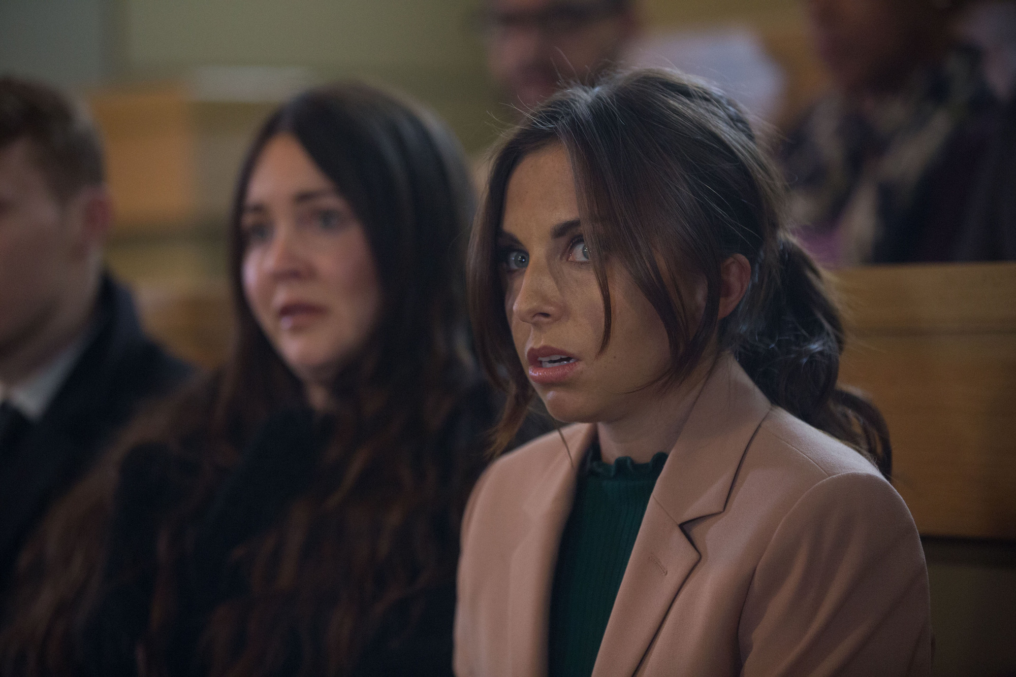 EastEnders spoilers: Louisa Lytton hints at Ruby Allen's gangster roots over Ross violence