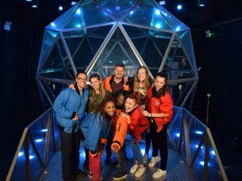 Start the fans please! This is what it's like to take on the real Crystal Maze