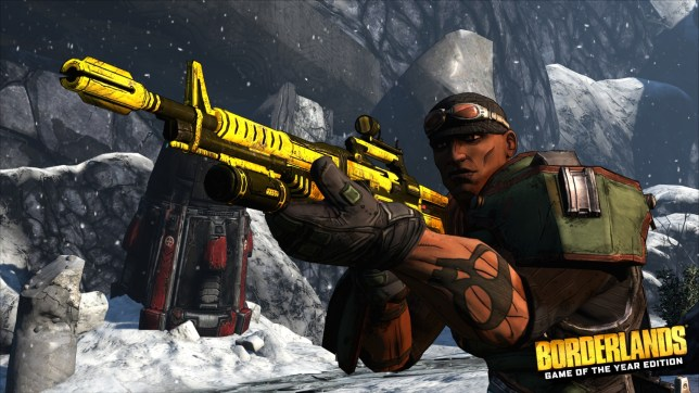 Borderlands: Game Of The Year Edition (PC) - the original loot shooter