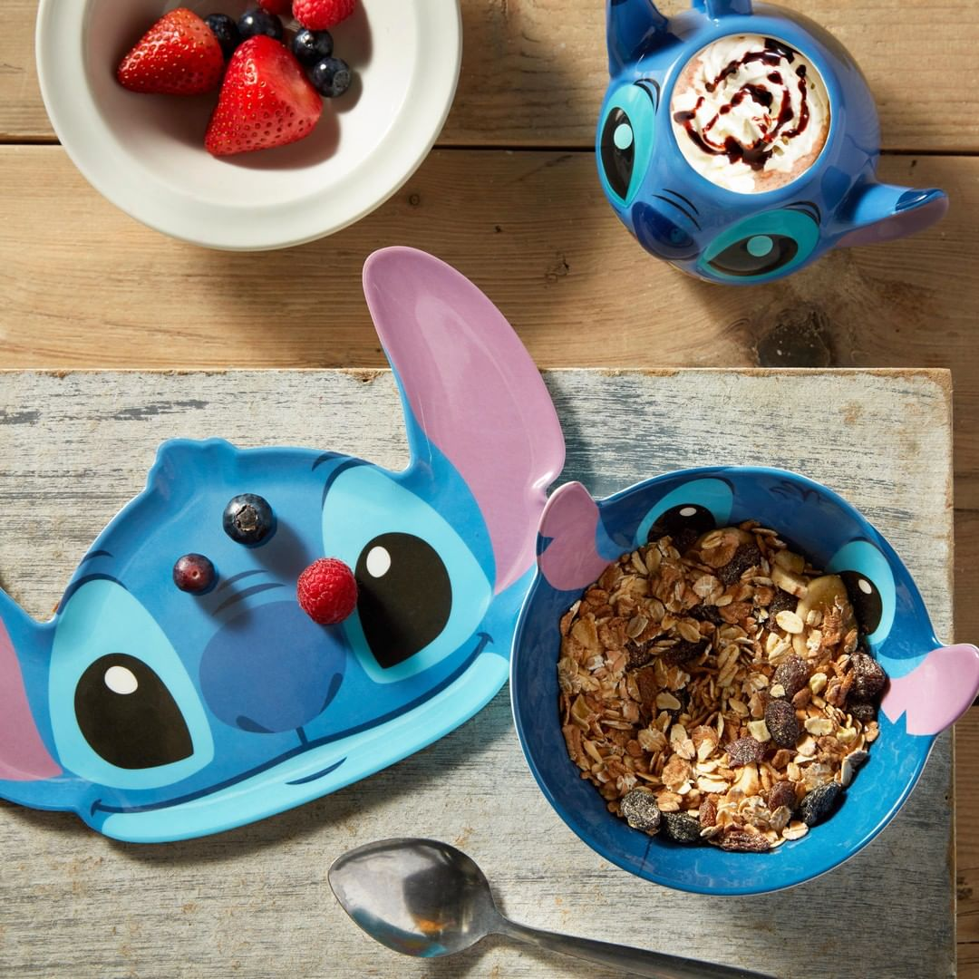 People are going crazy for this Disney Lilo and Stitch dinner set at Primark