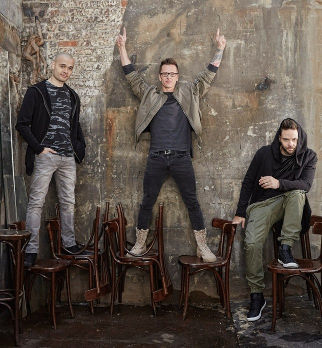 5ive Scott Robinson talks touring and playing the hits