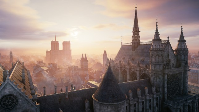 Assassin's Creed Unity could be used to help restore Notre Dame cathedral