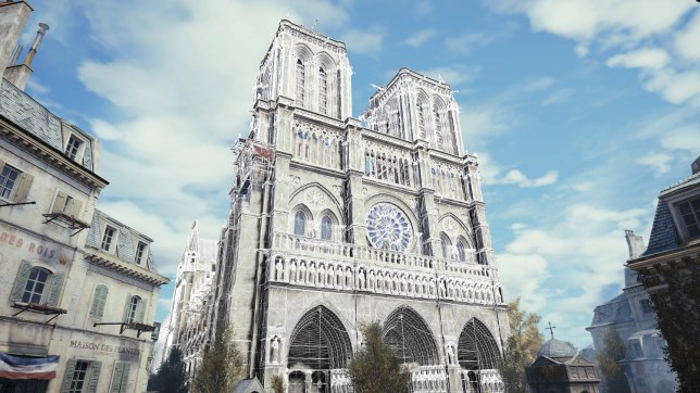 Ubisoft donates €500,000 to Notre Dame restoration – gives away Assassin's Creed Unity for free