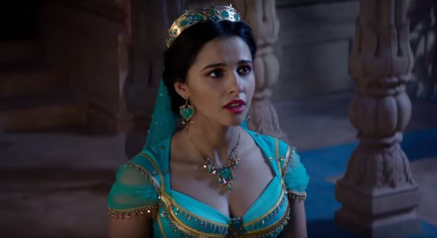 Princess Jasmine's Aladdin story has been updated for 2019 and we are living for it
