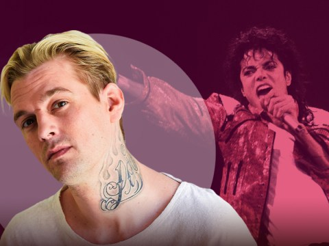 Aaron Carter claims he has 'own experience' with Michael Jackson after Leaving Neverland documentary