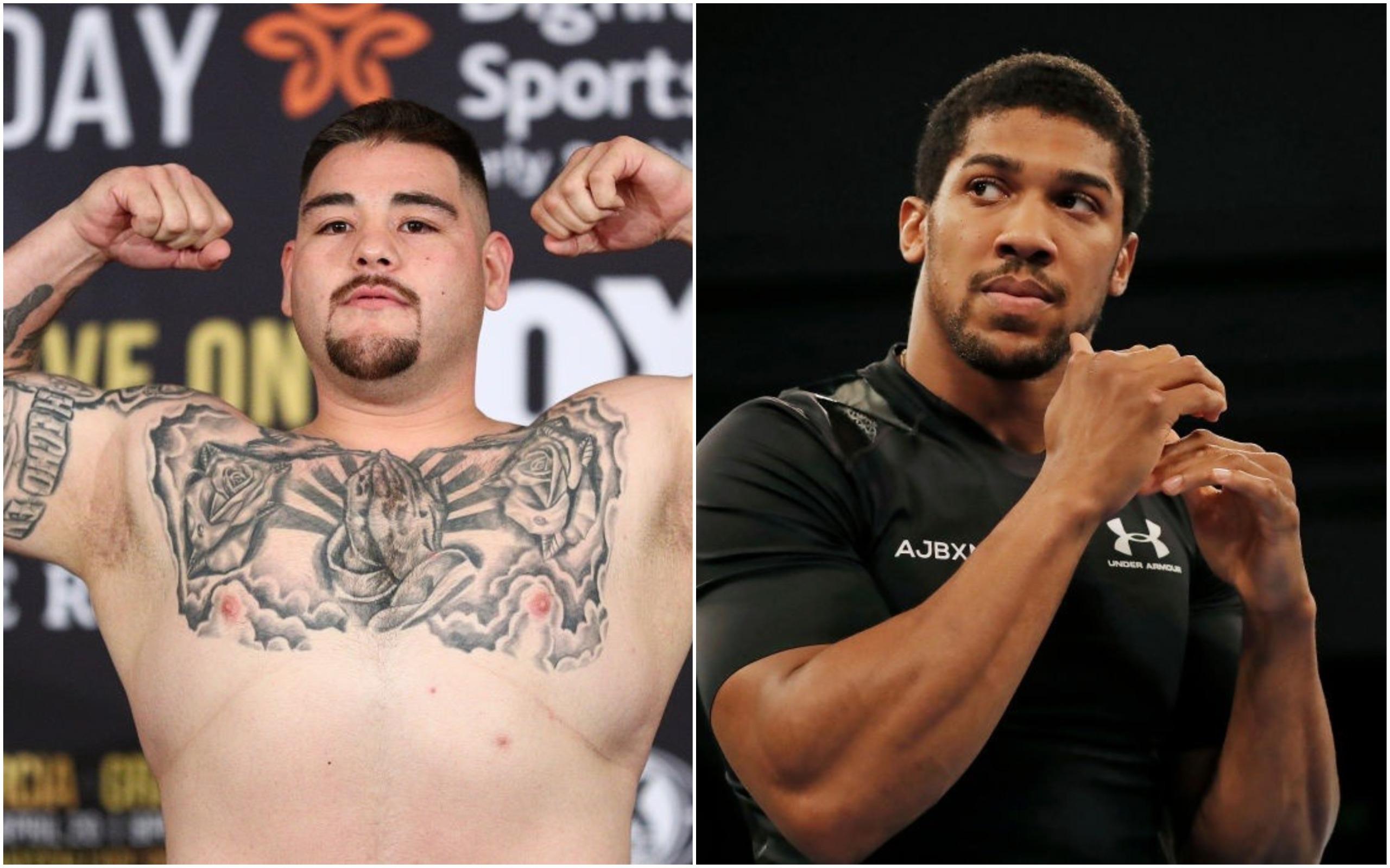 Eddie Hearn warns Anthony Joshua ahead of Andy Ruiz fight