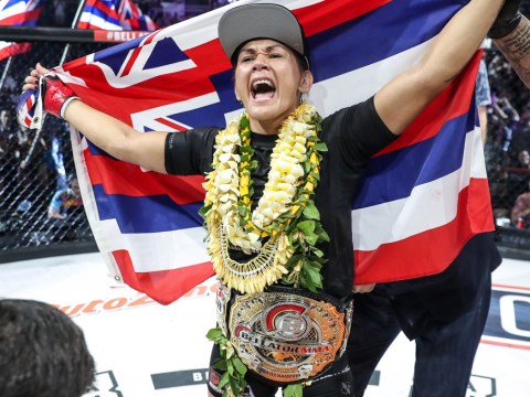 Ilima-Lei Macfarlane: A champion for indigenous women and for Bellator