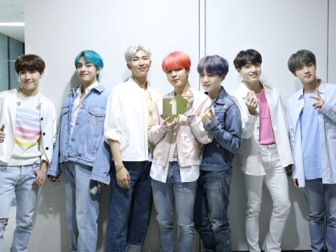 BTS make history as they land number one on UK album chart with Map Of The Soul: Persona