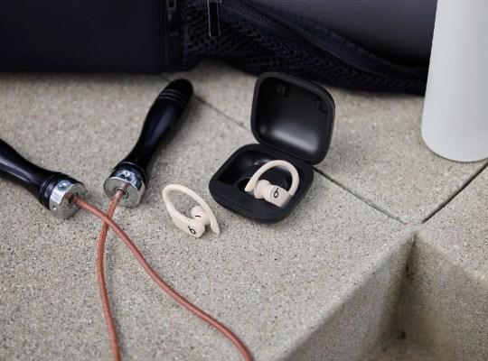 Apple launches Powerbeats Pro 2