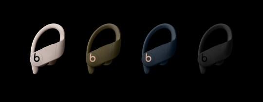 Apple launches Powerbeats Pro 1