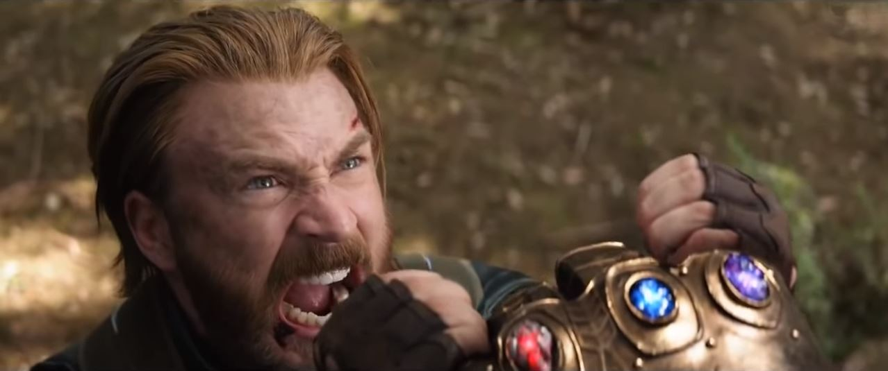 Avengers theory suggests Captain America is going to end up with Infinity Gauntlet in Endgame