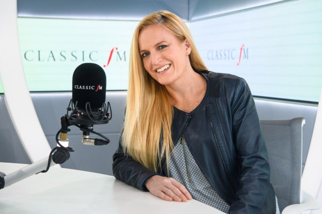 Eímear Noone - Classic FM's newest presenter