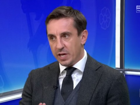 Gary Neville slams Luke Shaw for 'embarassing' defending during Huddersfield draw