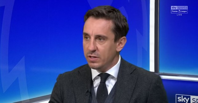 Gary Neville has been impressed with Youri Tielemans at Leicester City