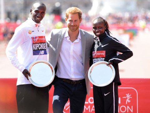 Who won last year's London Marathon and are they taking part this year?