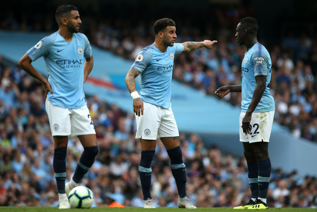 Rio Ferdinand pinpointed Kyle Walker and Benjamin Mendy as Manchester City's area of weakness