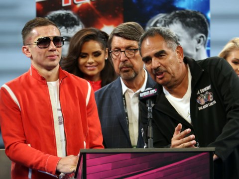 Abel Sanchez brands Gennady Golovkin 'greedy' after middleweight parts ways with trainer