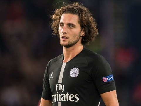 Adrien Rabiot's agent accuses PSG's president of poisoning the club