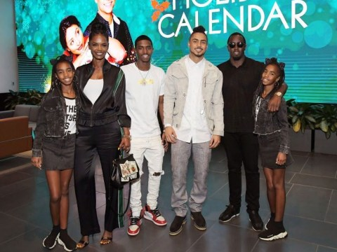 Diddy reveals Kim Porter told him to take care of their kids before she passed away