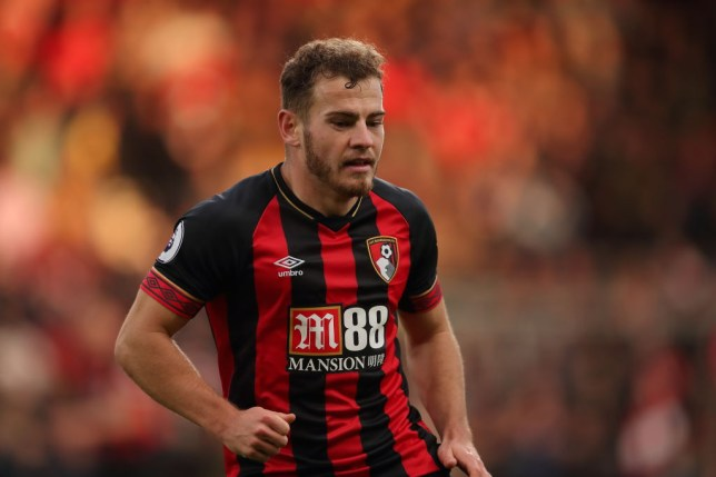 Bournemouth's Ryan Fraser is an Arsenal transfer target