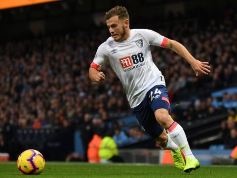 Arsenal lead Chelsea in race to sign Bournemouth star Ryan Fraser
