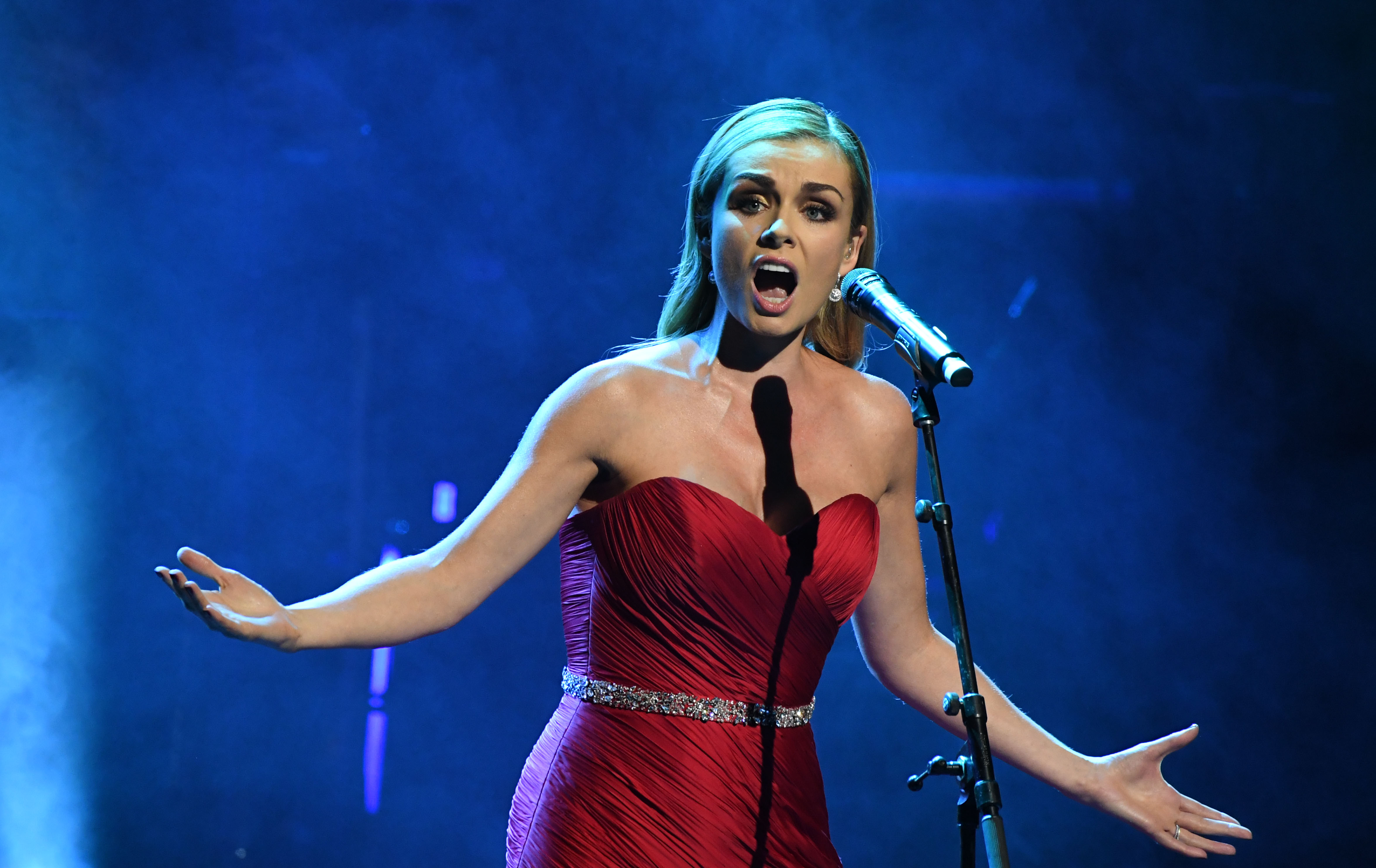Katherine Jenkins is making the move to movies