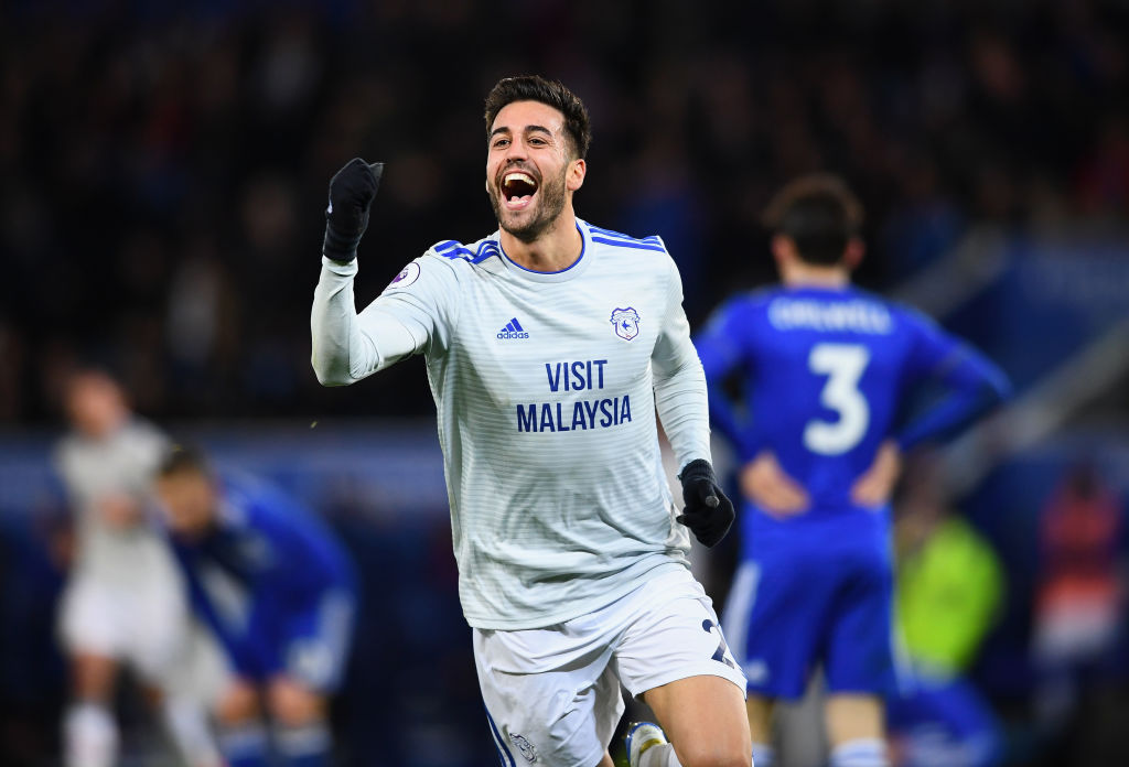 Spurs lining up a move for Victor Camarasa as Mauricio Pochettino plots a summer rebuild