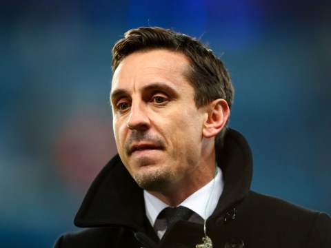 Gary Neville names the three Liverpool fixtures that will be tougher than Tottenham Hotspur