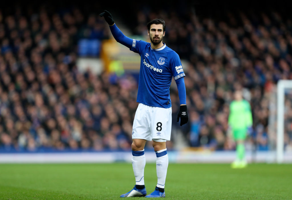 Spurs looking to hijack Everton's £30m move for Barcelona midfielder Andre Gomes