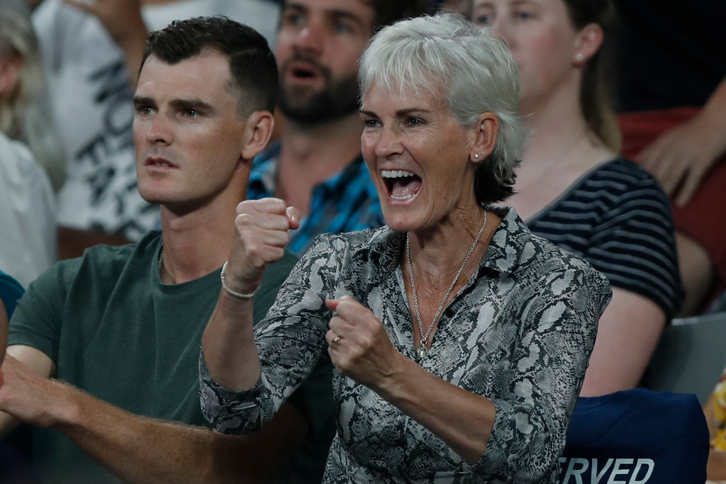 Judy Murray wants the Fed Cup on free-to-air TV