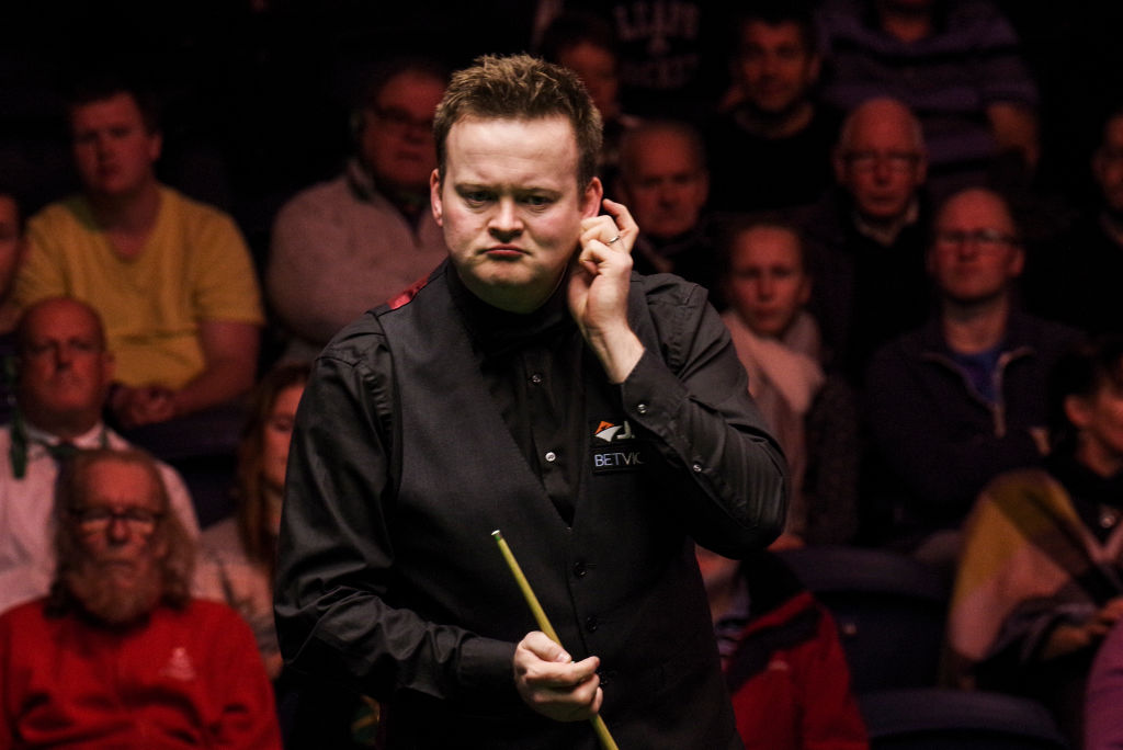 Shaun Murphy explains how he managed the first Snooker World Championship whitewash since 1992