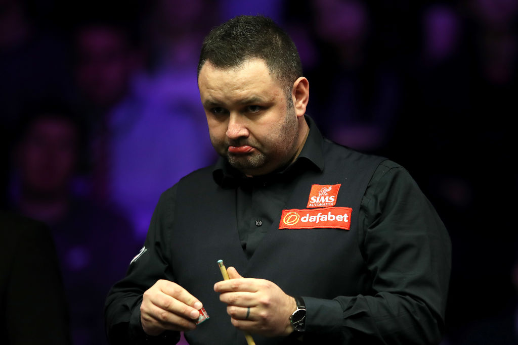 Stephen Maguire admits he doesn't like most snooker players