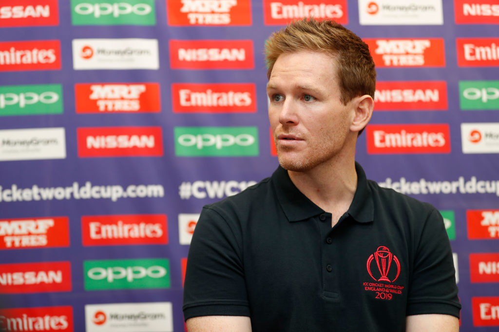 Pakistan 'second or third favourites' for 2019 World Cup, says England captain Eoin Morgan