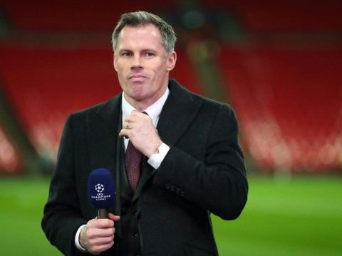 Liverpool legend Jamie Carragher names the two fixtures that will decide the Premier League title race