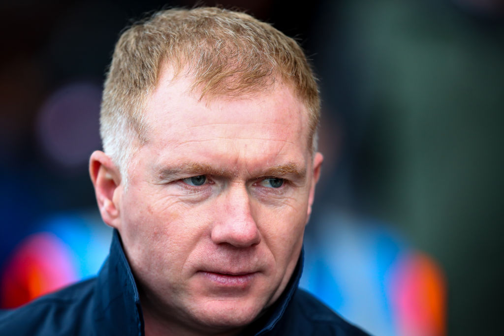 Paul Scholes under consideration for role in Manchester United revamp