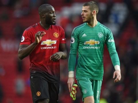 Romelu Lukaku defends David De Gea after latest mistake against Chelsea