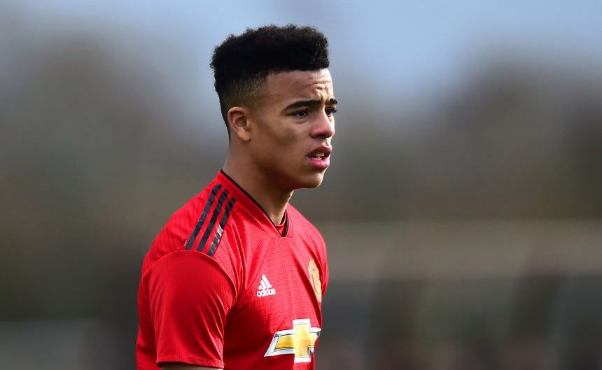Ole Gunnar Solskjaer insists Mason Greenwood will get his chance at Manchester United