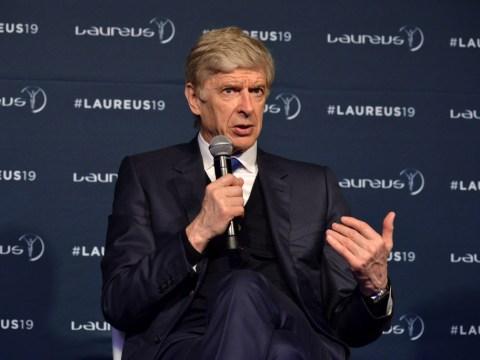 Unai Emery's successor? Arsene Wenger tips Arsenal legend to inherit his old job
