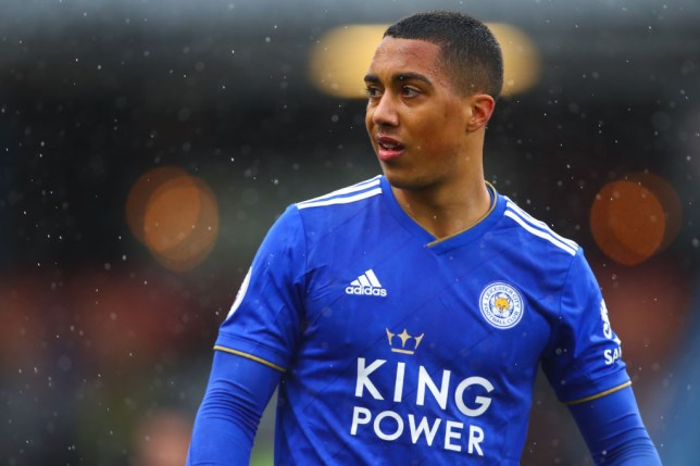 e47c2ff28c8 Youri Tielemans addresses his future amid Manchester United transfer  speculation