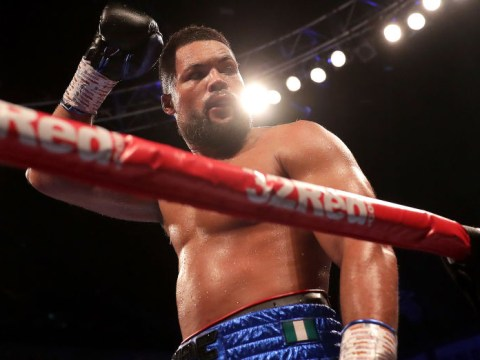 Joe Joyce: Anthony Joshua is 50/50 fight for me and I know how to beat him